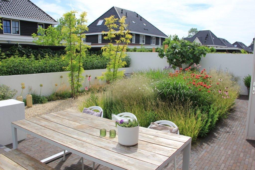 Tuinontwerp en beplanting Houten Jeroen Hamers